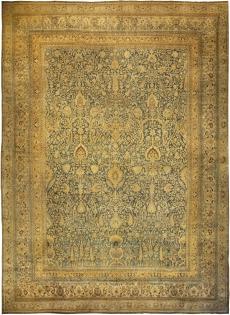 Antiguo persa Jorasán Alfombra BB5127