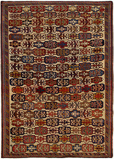 Antique Caucasian Shirvan BB5265