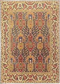 A Turkish Hereke Rug BB5914