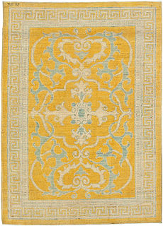 Traditional Oriental Inpired Rug N11160