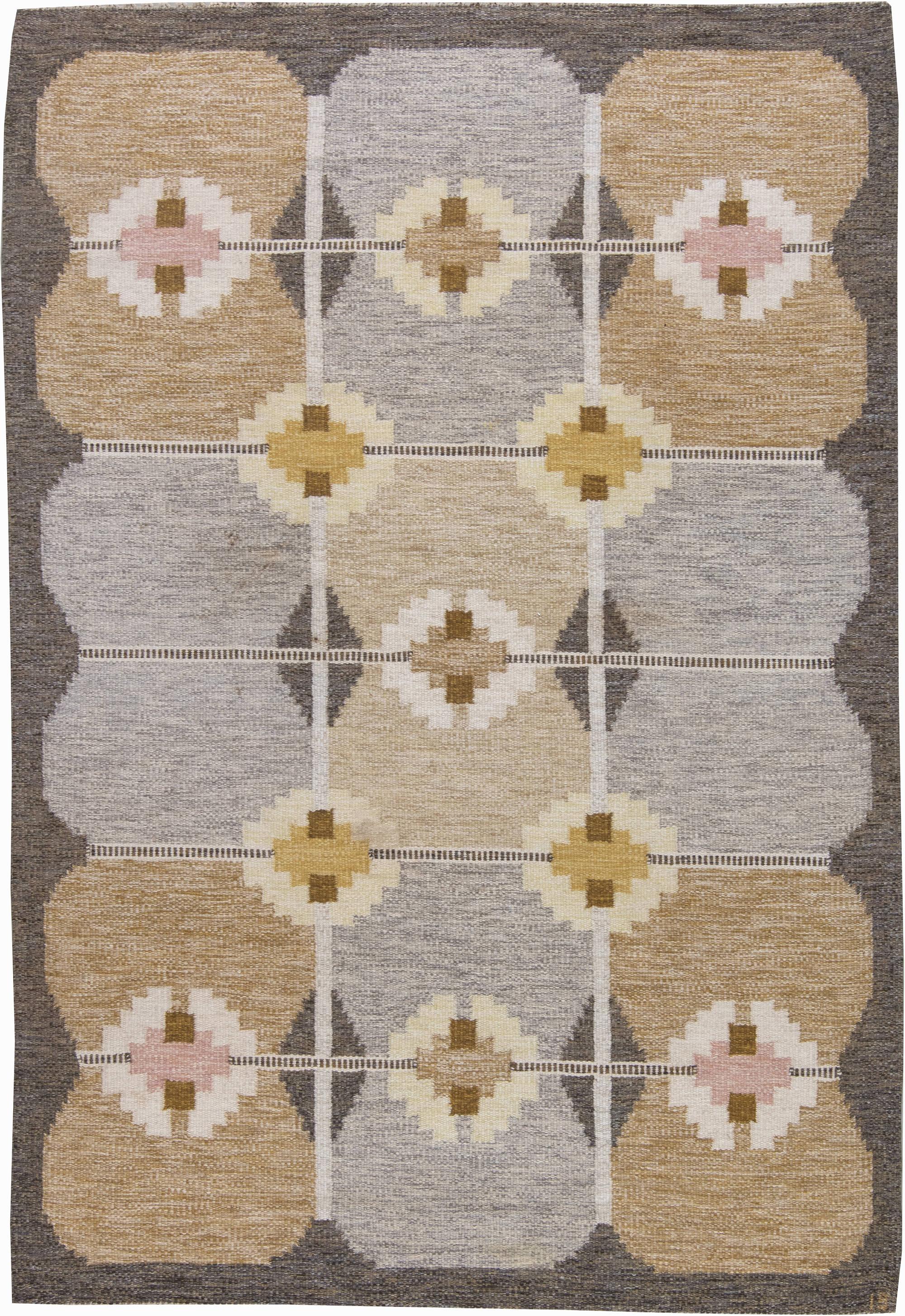 skandinavische teppiche schwedische teppiche zum verkauf. Black Bedroom Furniture Sets. Home Design Ideas