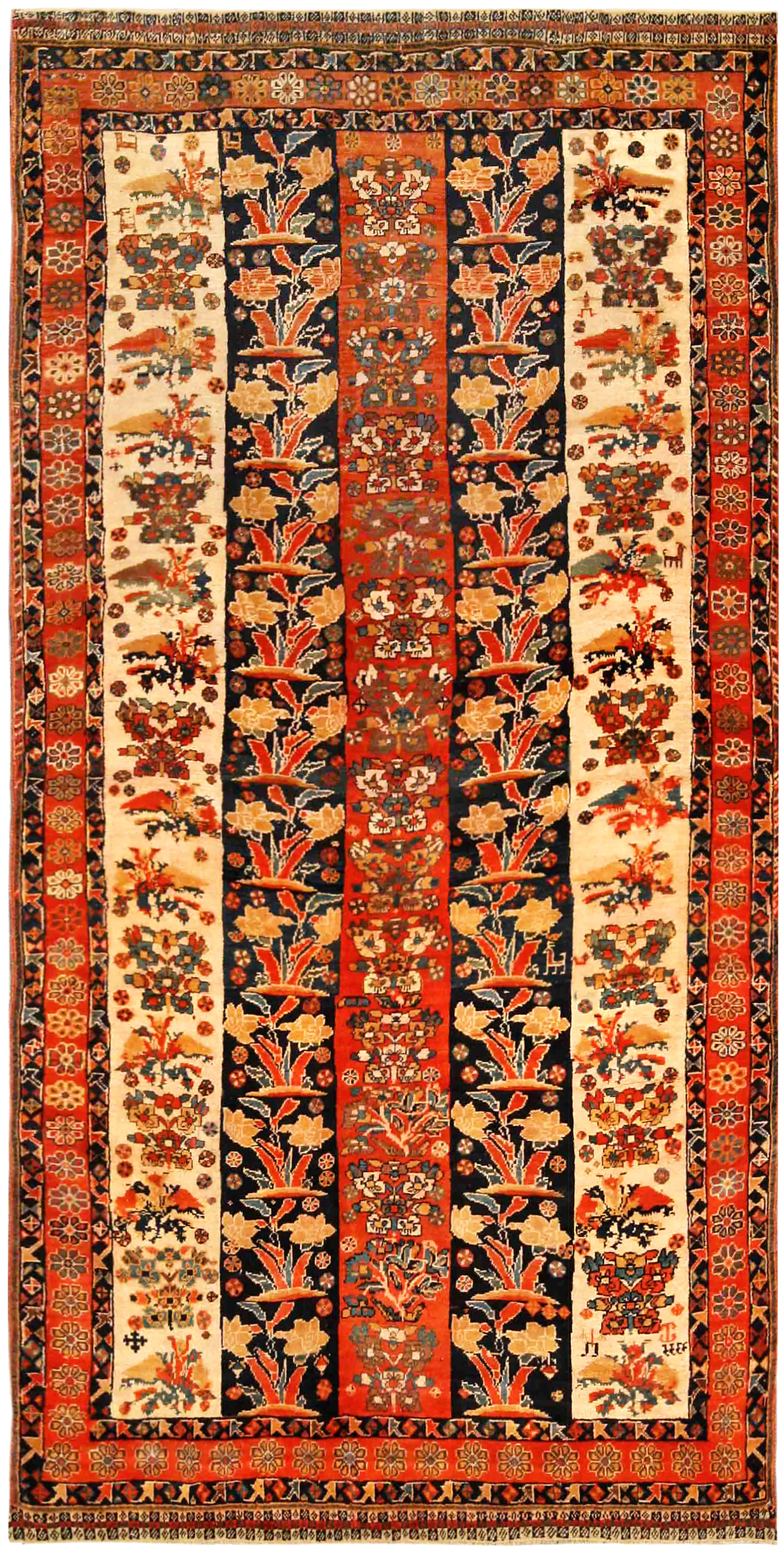 rugs rug antique persian img tribal jons shop