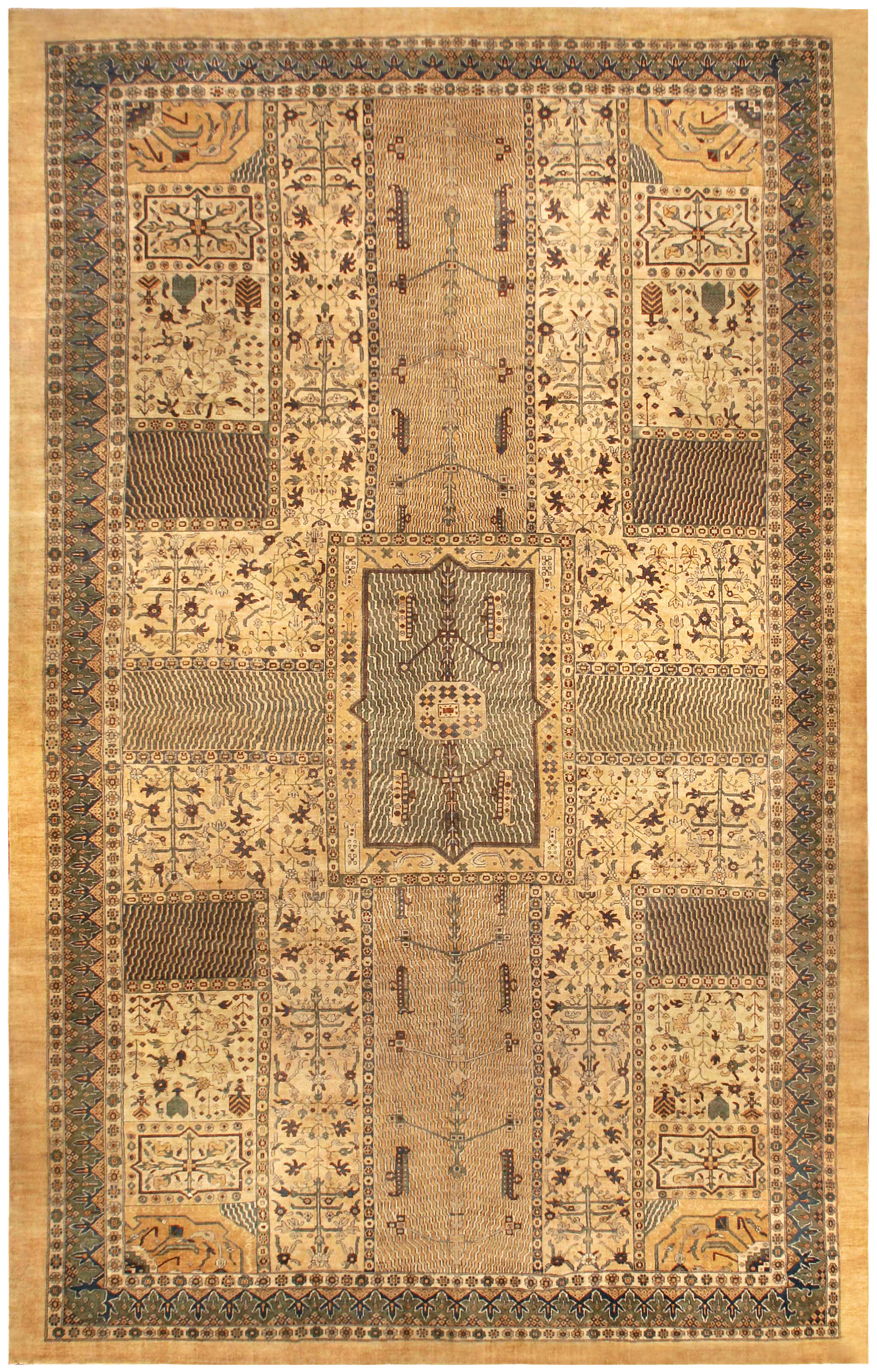 Antike türkische silk teppich antique türkischen sivas teppich