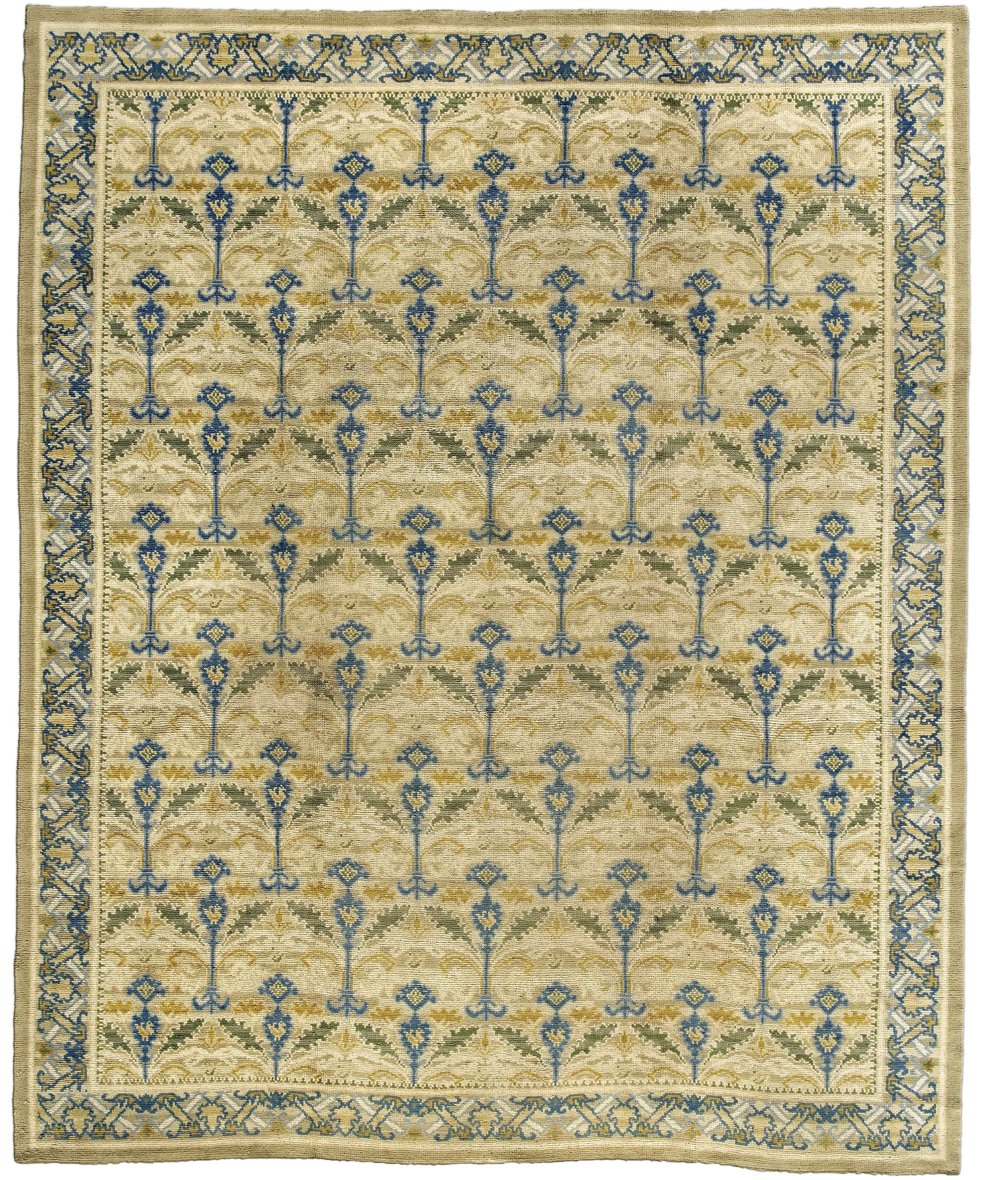 Spanish Rugs: Area Carpets For Sale (Antique Vintage Style