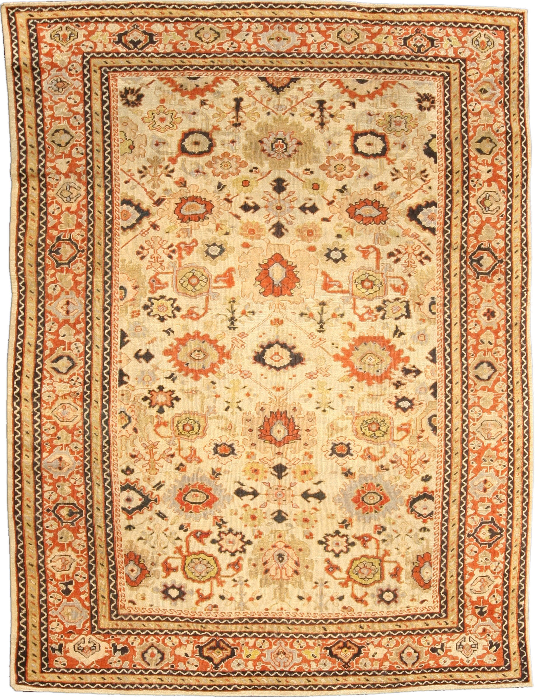 Sultanabad Rugs Amp Carpets For Sale Antique Oriental