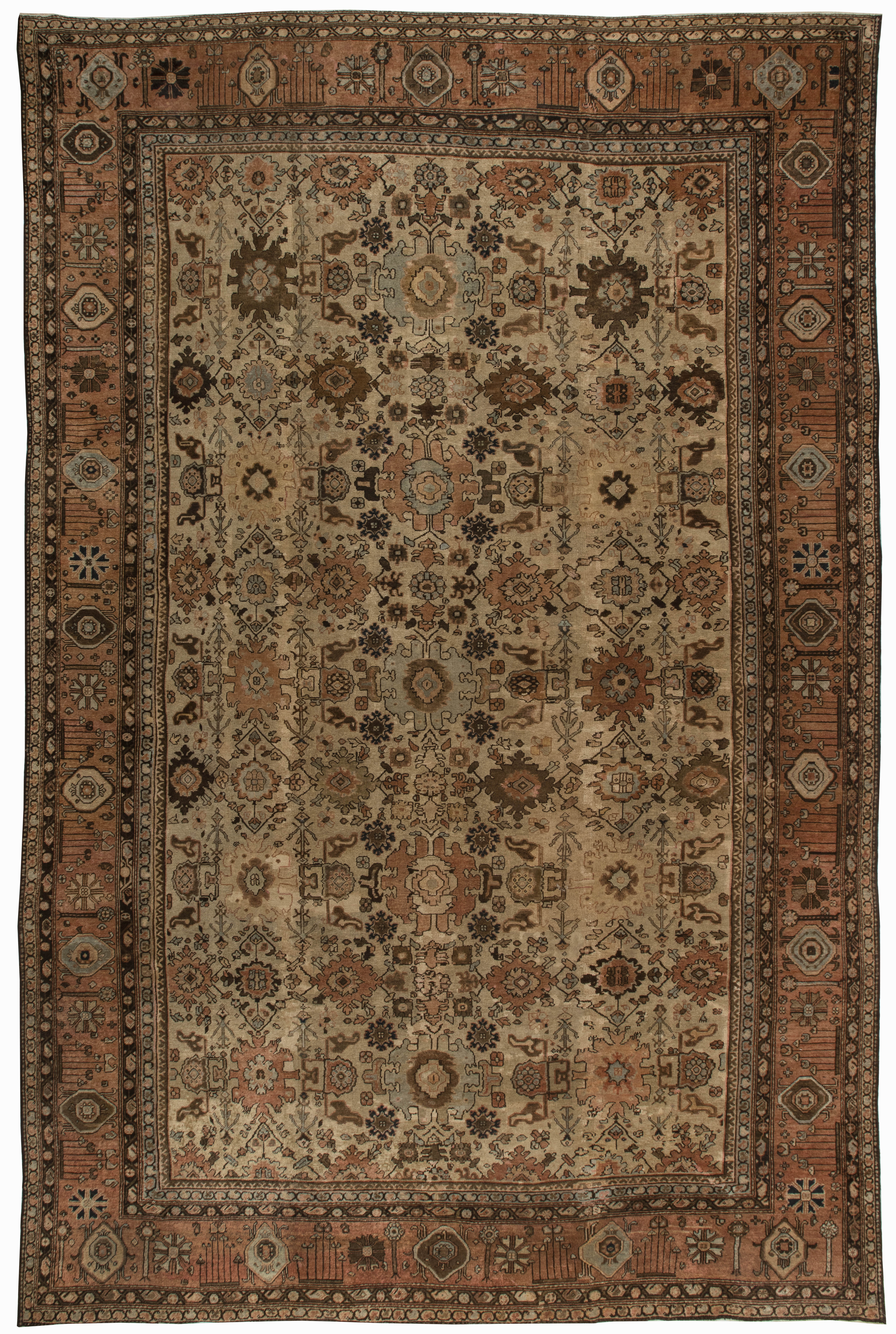 Sultanabad rugs carpets for sale antique oriental for Alfombras orientales antiguas
