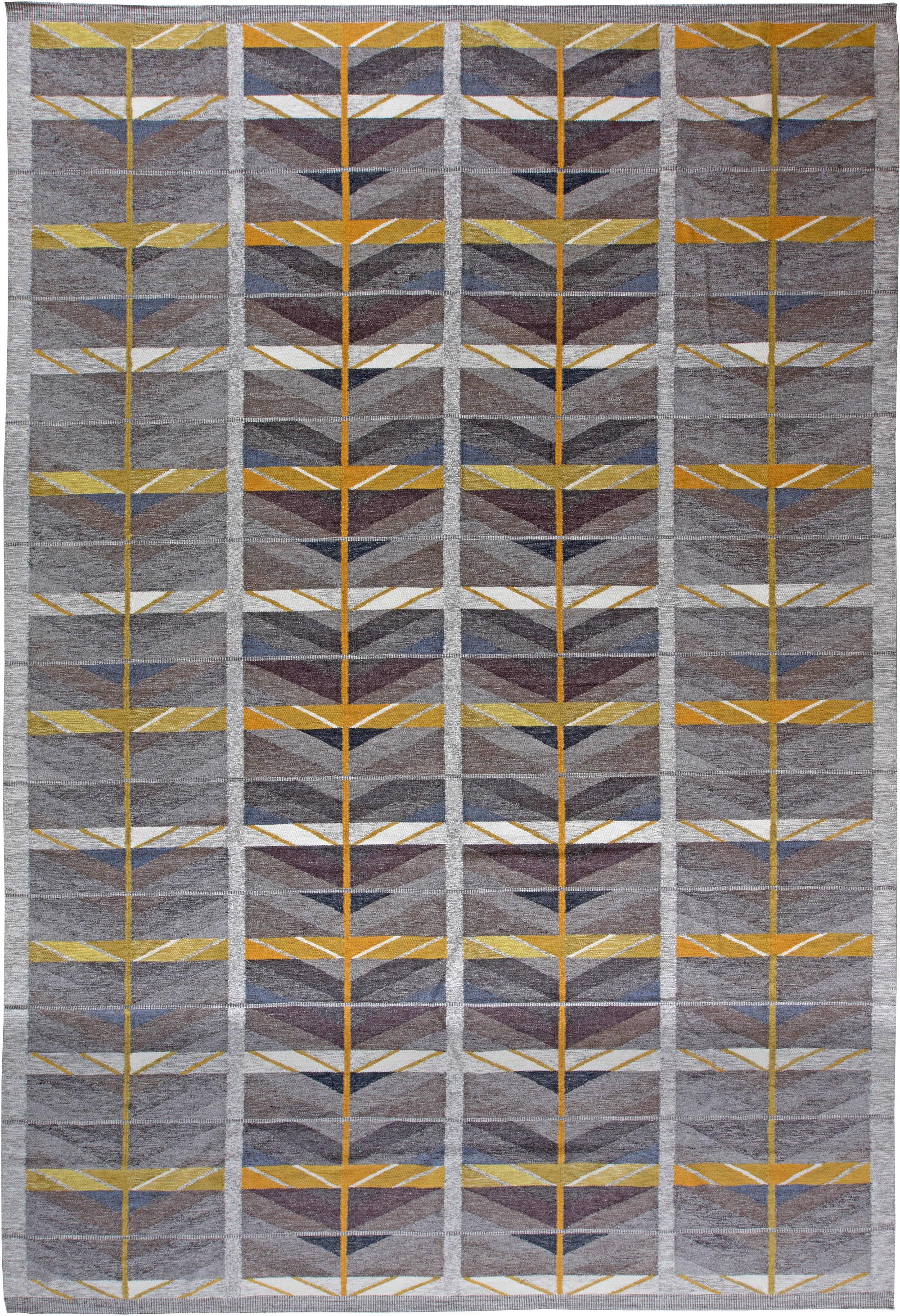 zeitgen ssische schwedische teppiche shag carpets moderne flachgewebe teppich nyc. Black Bedroom Furniture Sets. Home Design Ideas