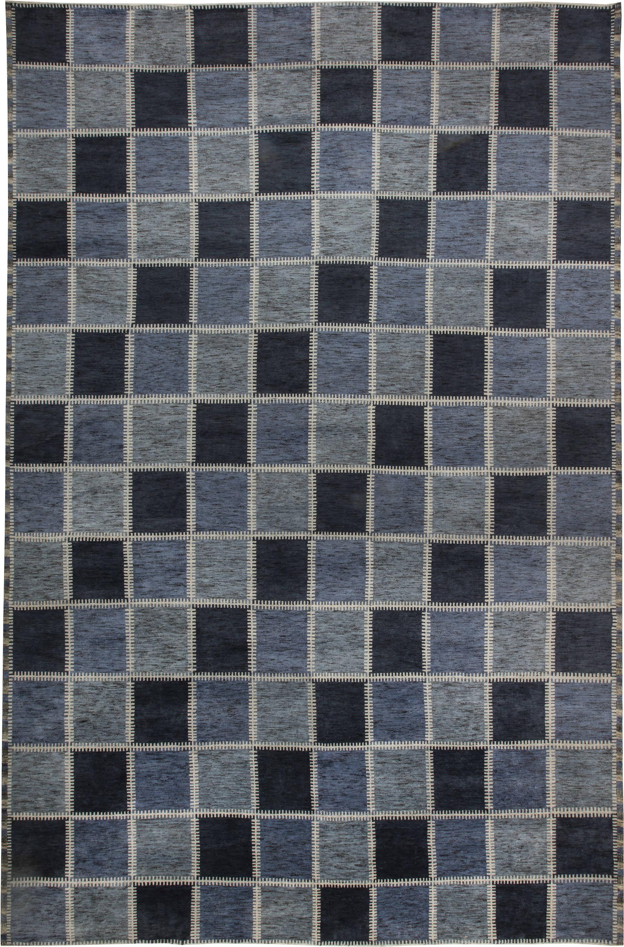 zeitgen ssische swedish inspired teppiche von doris leslie. Black Bedroom Furniture Sets. Home Design Ideas
