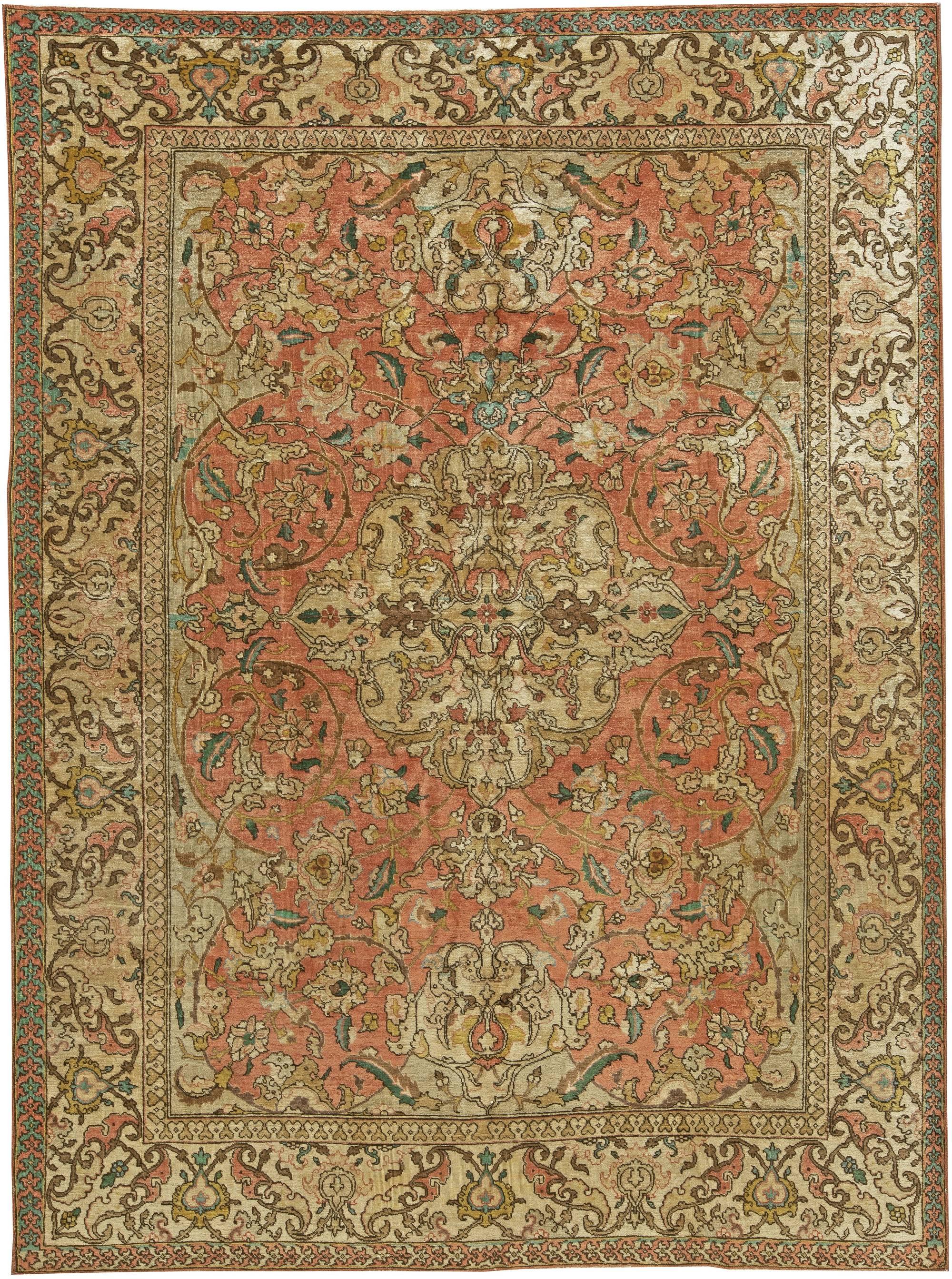 Tabriz Rugs Amp Carpets Antique Persian Tabriz Carpets