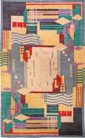 1C Custom Abstract Tibetan Rug