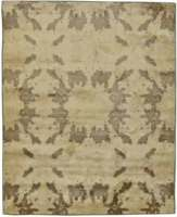 Contemporary Silk Rug
