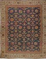 Oversized Antiguidade indiana Amritsar Rug
