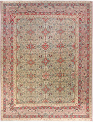 Antique Oriental Persian Rug