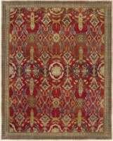 Antike indischen Agra Teppich