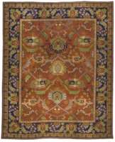 Vintage Arts and Crafts Rug designed by Gavin Morton