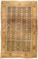 Antique Bidjar Persian Rug