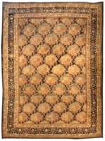 Large Antique Bidjar Rug