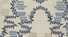 Bunny Williams customized rug