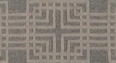 Grey Gatsby - bespoke rug