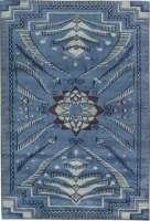 Viennese Design Tibetan Rug