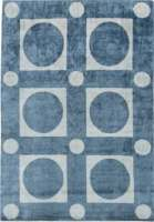 Tibetan Silk Designer Rug