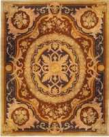 Extra Large Antique Savonnerie Rug