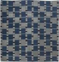 Swedish Design Flat Weave Rug