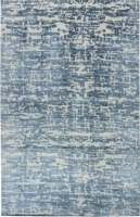 Oversized Blue Elements Rug