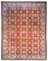 Antike türkische Hereke Teppich