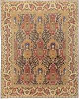 Turco Hereke Antique Rug