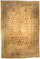 Antique Persian Khorassan Rug