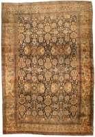 Alfombra persa antigua Malayer