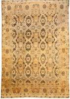 Antique Persian Meshad Carpet