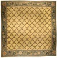 Antique Portuguese Needlepoint Carpet