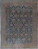 Antique Persian Sultanabad Rug