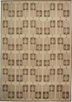 Swedish Design Flat Weave Rug