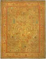Oushak Antique Rug