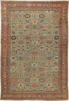 Antique Rugs: Sultanabad Antique Rug