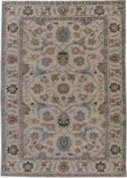Traditional OrientaInpired Rug