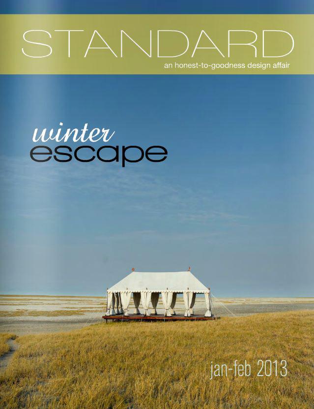 Standard Magazine - Winter Flucht 2013