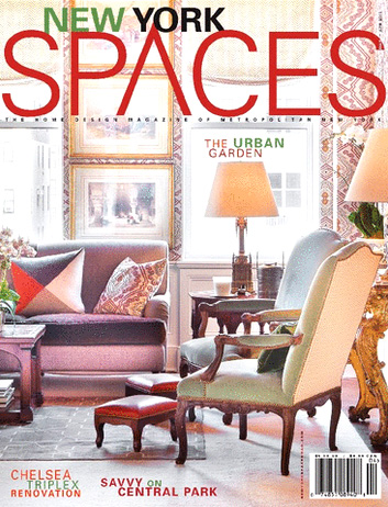 New York Spaces, April 2013