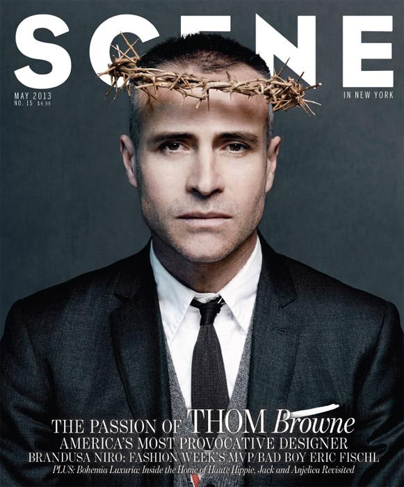 Scene Magazine, May 2013