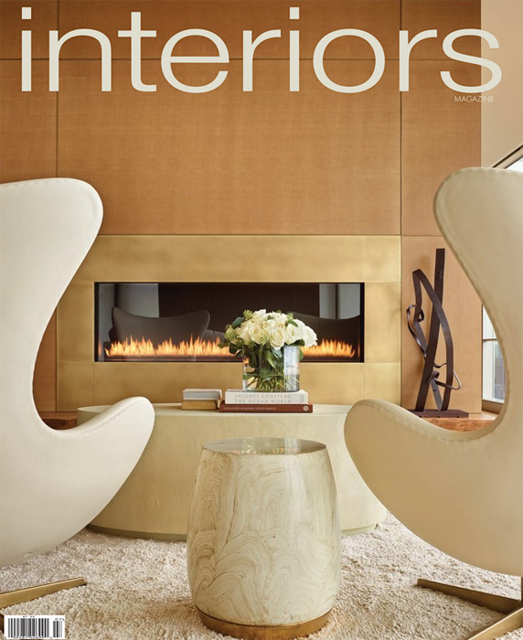 INTERIORS, June/July 2013