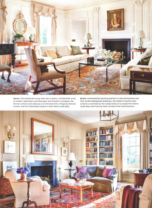 Architectural Digest, February 2014
