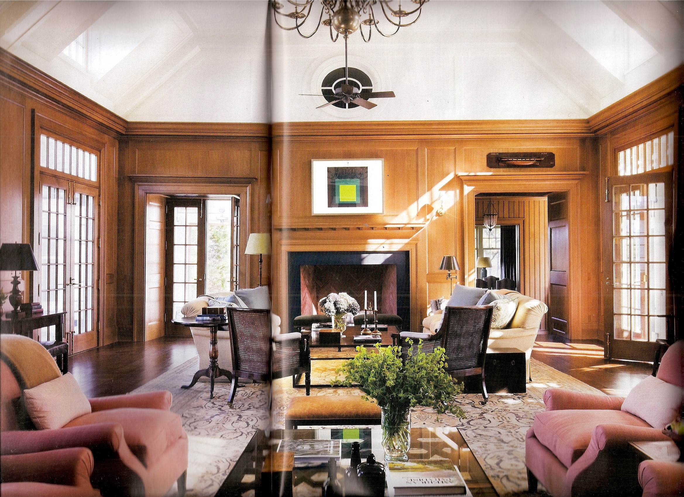 Architectural Digest, February 2011, p. 2