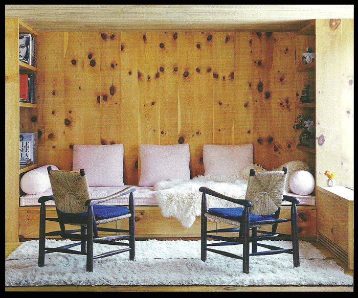 Architectural Digest, October 2011