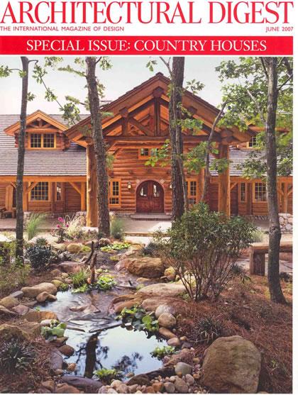 Architectural Digest, Juni 2007