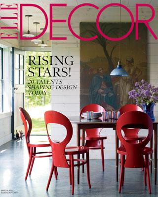 Elle Decor, marzo 2012