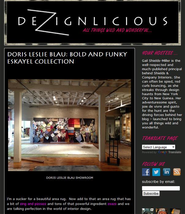 Dezignlicious, February 2013