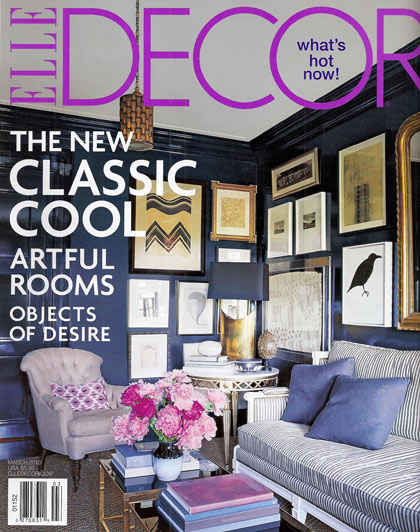 Elle Decor, mayo 2010